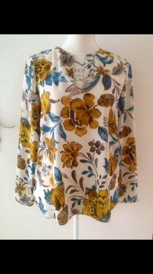 Zara Bluse Blumen  sale