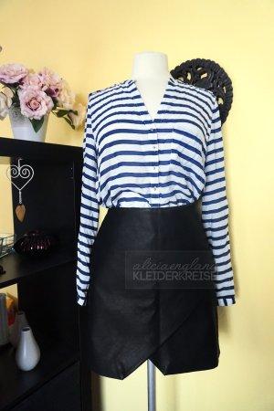 Zara Blusa de manga larga multicolor