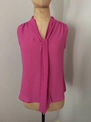 Zara Bluse Gr. 36 pink top Zustand