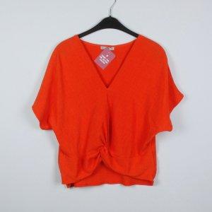 Zara Bluse Gr. M orange (19/04/240)