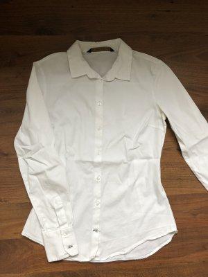 Zara Blusa-camisa blanco