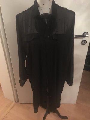 Zara Bluse in schwarz