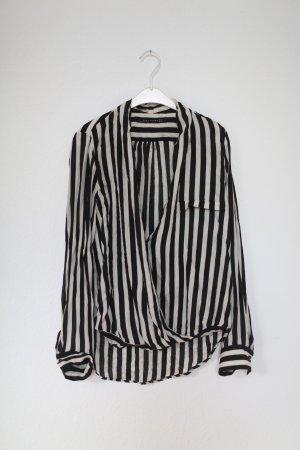 Zara Moda negro-blanco puro