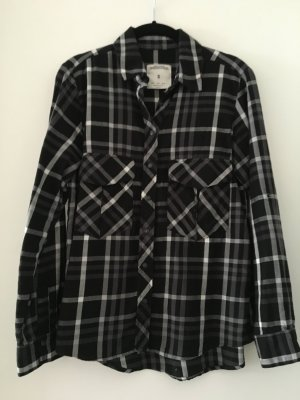 Zara Checked Blouse multicolored