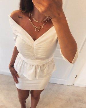 Zara Shirt Blouse white