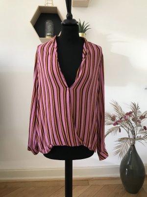 Zara Bluse Pink