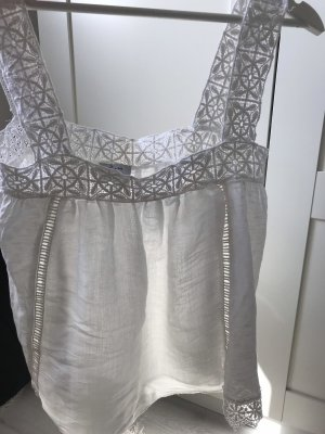 Zara Bodyblouse wit