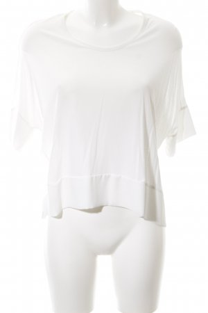 Zara Dickey (for blouse) white casual look
