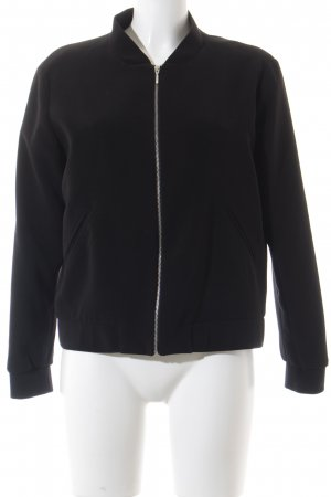 Zara Veste chemisier noir style simple