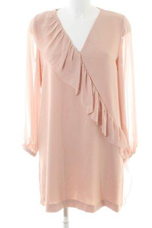 Zara Blusenkleid creme Elegant