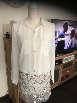 Zara blusenkleid mit Pailetten 42