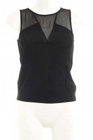 Zara Blouse Top black party style