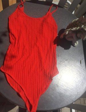 Zara Top red