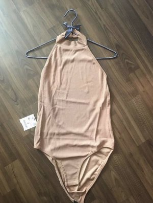 Zara Camicetta body color carne