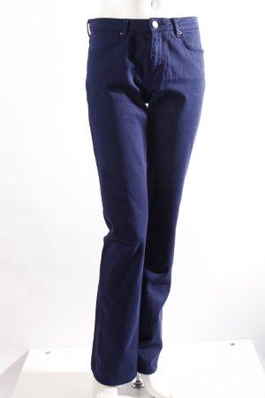 Zara Boot Cut Jeans dunkelblau