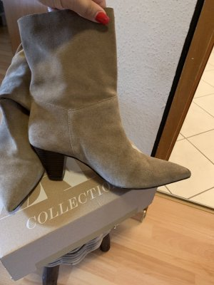 Zara Ankle Boots camel