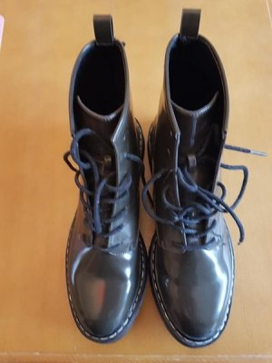ZARA Boots, armygrün, neu/ungetragen, Größe 41 (eher 40), € 29,00