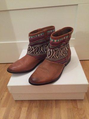 Zara Chukka boot brun