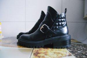 Zara boots stiefel gr. 40/41 neuwertig