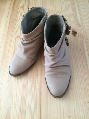 ZARA Boots Stieffeletten Gr. 37