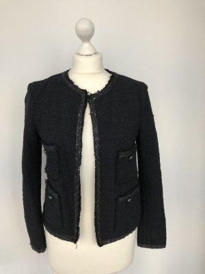 Zara Short Jacket black