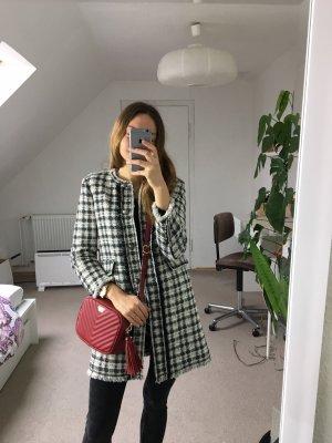 Zara Manteau mi-saison multicolore