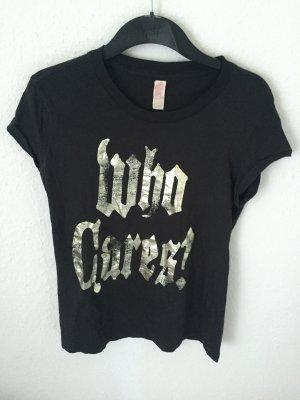 Zara Boyfriend Shirt mit Print