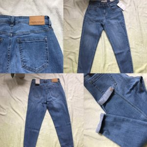 Zara Jeans boyfriend blu