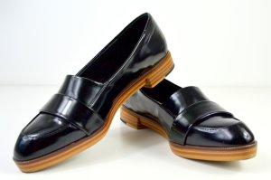 Zara Basic Zapatos Budapest negro
