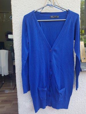 Zara Cardigan blau