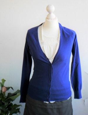 Zara: Cardigan blau (M)