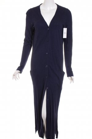 Zara Cardigan bleu foncé style classique
