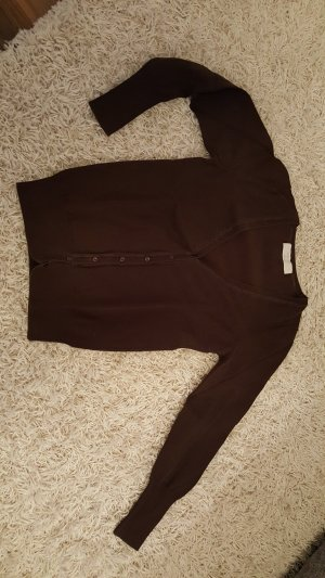 Zara Cardigan tricotés brun