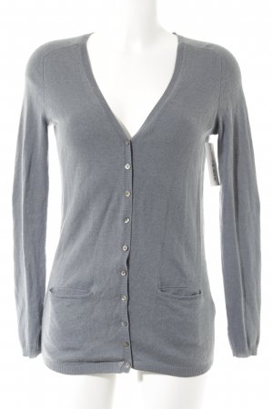 Zara Cardigan grau Casual-Look