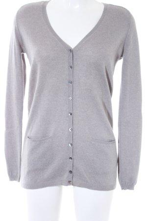 Zara Cardigan grigio chiaro stile casual