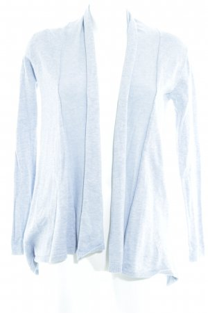 Zara Cardigan himmelblau Casual-Look