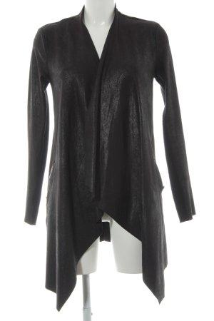 Zara Cardigan schwarz Casual-Look