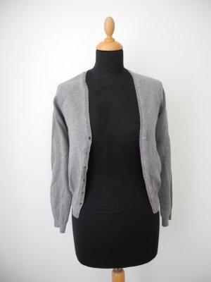 Zara Cardigan tricotés gris