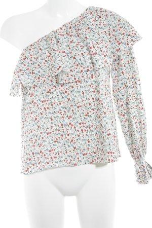Zara Blouse Carmen motif floral style Boho