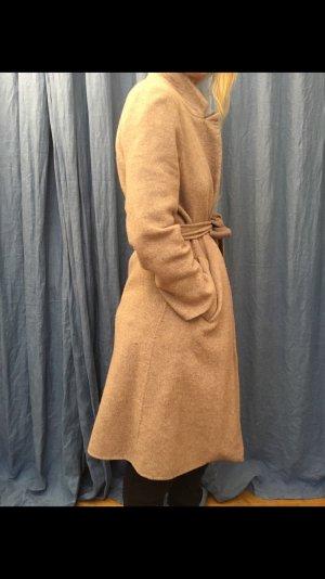 Zara Woman Manteau d'hiver multicolore cachemire