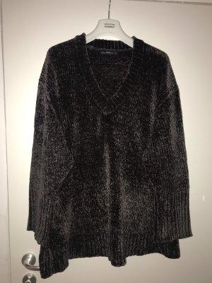 Zara Chenille oversize Pullover