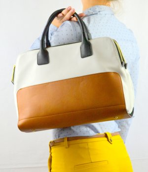 Zara Citytasche mit Fächern