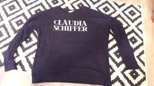 Zara Claudia Schiffer Pulli Pullover Jumper Sweater Sweat Sweatshirt M