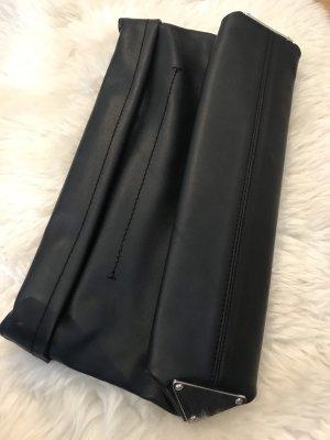 Zara Bolso de mano negro