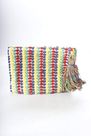 Zara Clutch spot pattern Boho look