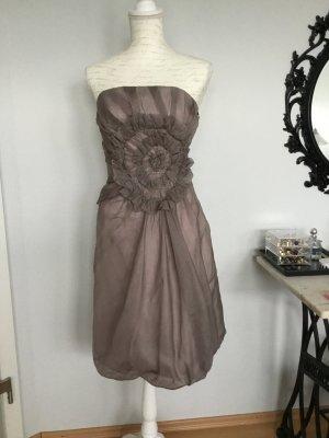 Zara Cocktailkleid Abschlußball Abiball Hochzeit Größe XS