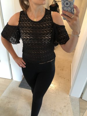Zara cold shoulder Oberteil