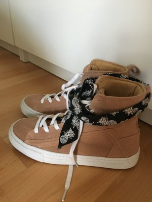 Zara coole hightop Sneaker