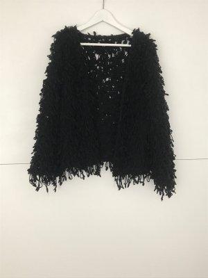 ZARA coole schwarze jacke