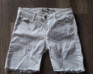 Zara Core Denim Shorts Bermuda Denim Jeans Cut off